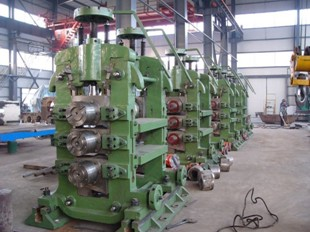 TMT bar steel hot rolling mill machinery