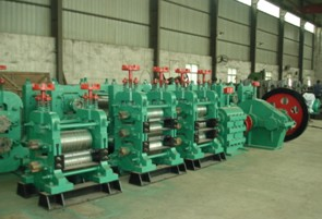 Mini hot rolling mill turn key project